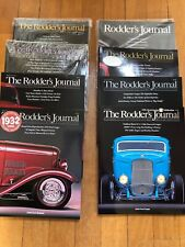 Rodders Journal collection of 29 copies unread and still in packaging 2 slipcase