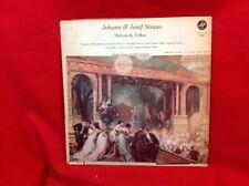 Johann & Josef Strauss Waltzes & Polkas Edward Strauss STPL512470 33rpm LP [ed6]