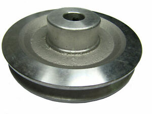 """RDGTOOLS 5"""" V PULLEY 14MM BORE / USED WITH V BELT / vee"""
