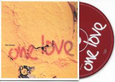 TEN SHARP - One love CD SINGLE 2TR Dutch Cardsleeve 2002 (Columbia)