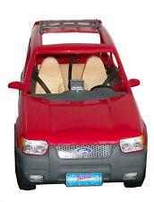 BARBIE FORD ESCAPE SUV MATTEL 2002