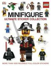 Ultimate Sticker Collections: LEGO Minifigure Ultimate Sticker Collection by...