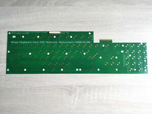 HARD MEMBRANE KEYBOARD REPLACEMENT FOR AMIGA 500 & AMIGA 1200