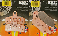 EBC HH Front & Rear Brake Pads Set - H-D Dyna 2008-2017, Softail 2008-2014