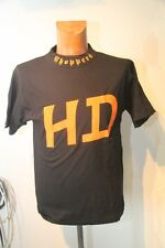 Original tee shirt MC CHOPPERS HD Noir orange TAILLE S  NEUF