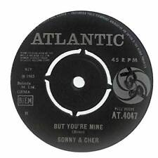 """Sonny & Cher - But You're Mine  - 7"""" Vinyl Record"""