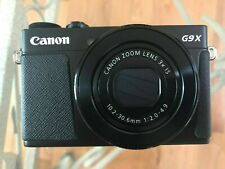 Canon PowerShot G9X Mark II 20.1-Megapixel Digital Camera