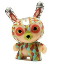 "THE CURLY HORNED DUNNYLOPE 5"" DUNNY VINYL FIGURE HORRIBLE ADORABLES X KIDROBOT"