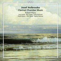 Robert Plane - Holbrooke:Clarinet Chamber Music [Robert Plane; Lucy [CD]