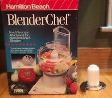 Hamilton Beach Blender Chef Food Processor 70900 Part, Chopping Blade