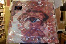 Paul Simon Stranger to Stranger LP sealed 180 gm vinyl + mp3 download