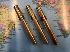 Set of 3 Vintage WEST GERMANY Four Color Pen
