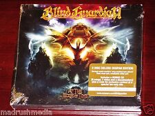 Blind Guardian: At The Edge Of Time Deluxe Edition 2 CD Set 2010 NB Digipak NEW