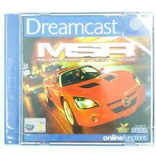 MSR Metropolis Street Racer - Sega Dreamcast - Neuf sous blister - PAL FR