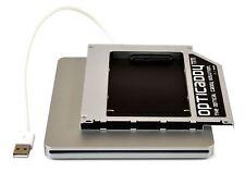 "Opticaddy SATA-3 HDD/SSD Caddy KIT for Apple Unibody Macbook Pro 13"" 15"" 17"""