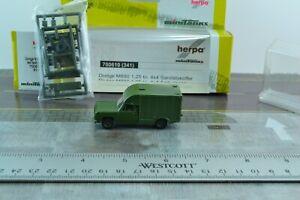 Herpa Roco Minitanks 700610 Dodge M880 4X4 US Army Ambulance 1:87 HO