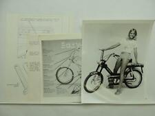 Vintage NVT Moped Easy Rider Brochures Photograph Picture L10114