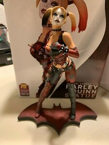 DC Collectibles Batman Arkham City Harley Quinn SDCC Statue