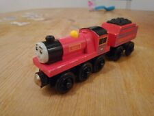 Mike and Tender Thomas and Friends Wooden Train By Learning Curve