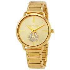 Michael Kors Portia Gold-tone Ladies Watch MK3639