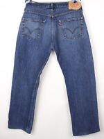 Levi's Strauss & Co Hommes 501 Jeans Jambe Droite Taille W38 L32 BBZ406