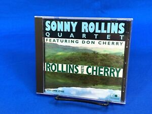 Sonny Rollins Meets Cherry - Volume One | CD Jazz Italy 1994 6 Tracks MCD053-2
