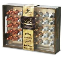 VSC 40 Liquor Filled Chocolates Candy Jim Bean,Rémy,Martin Sauza,Grand Marnier