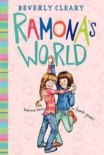 Ramona: Ramona's World 8 by Beverly Cleary (2013, Paperback)