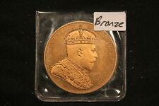 1901 CANADA EDWARD VII BRONZE PROOF PATTERN FANTASY DOLLAR