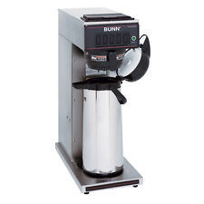 BUNN SINGLE AIRPOT COFFEE MAKER BREWER POUROVER SYSTEM - CW15-APS-0000