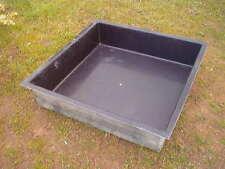 NEW Garden Water Feature Square Fibreglass Ponds
