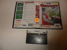 Sega Master System  Rampart (2)