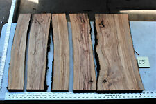 3 Olive Wood Boards Lumber  c5