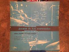 OMER SIMEON & SIDNEY BECHET - Jazz a la Creole ~ JAZZTONE 1213 {dg orig} w/Price