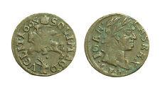 pcc1377_75) Polonia John II Casimir (1648-1668) Solidus 1665  Lituania