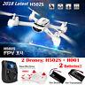 Hubsan H502S X4 Drone 5.8G FPV RC Quadcopter 720P HD Headless GPS RTH +H001 RTF