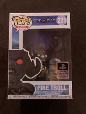 God of War Fire Troll Pop! Vinyl Figures Funko