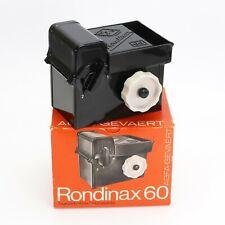 Agfa Rondinax 60 Daylight Developing Tank Medium Format Film Very Clean Boxed