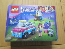 LEGO FRIENDS OLIVIA'S EXPLORATION CAR WITH INSTRUCTIONS. SET No 41116 NEW
