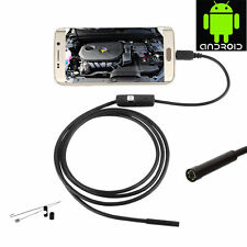 Flexible Micro USB Endoscope Waterproof Inspection Camera For Android OTG HTC LG