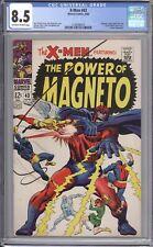 X-MEN #43 - CGC 8.5 - 1968 / MAGNETO / SCARLET WITCH / QUICKSILVER