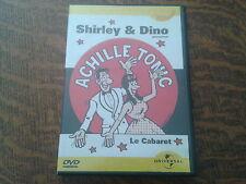 dvd shirley & dino achille tonic le cabaret