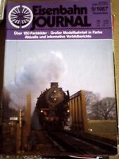 Eisenbahn Journal 9 1987 Die 56 2906 Bauart AEG