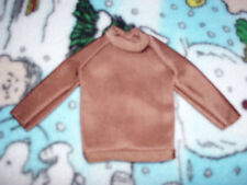 Ken & Brad Doll Vintage Brown Pullover Barbie Mod