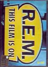 DVD R.E.M. REM THIS FILM IS ON VIDEO MUSICALE NUOVO NEW