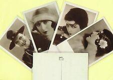 IRIS VERLAG (Austria) - 1920s Film Star Postcards #5157 to #5378