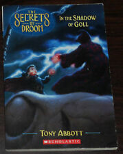 Book. Tony Abbott. The Secrets of Droon. In the Shadow of Goll.