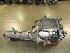 JDM Toyota 1KZ Turbo Diesel Engine Automatic Transmission 4X4 Intercooler 1KZ-TE