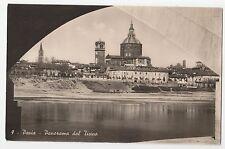 CARTOLINA PAVIA PANORAMA DAL TICINO RIF. 15791