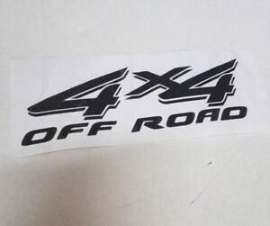 4X4 OFF ROAD For  DODGE RAM 1500 2500  VYNIL DECAL STICKER TRUCK 3500